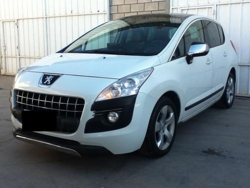 Peugeot 3008 Premium Plus Tiptronic Service Oficiales 2014