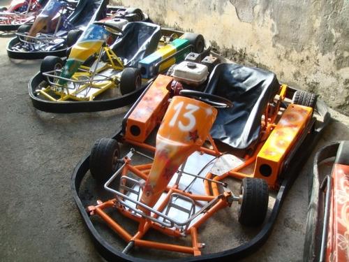 Kart Indoor Ano 2006.