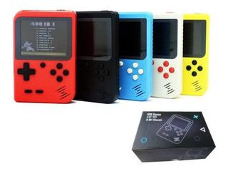 Consola Portátil Tipo Nintendo - 400 Juegos Clásicos - Retro