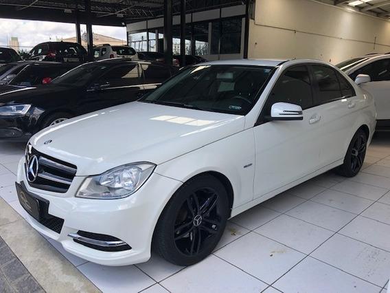 Mercedes-benz Classe C 1.8 Cgi Turbo 4p