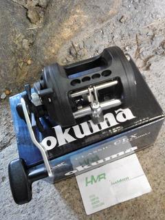 Reel Rotativo Okuma Classic Xt Clx-200la Local Tribunales!!