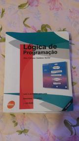Livro Lógica De Programação Com Cd
