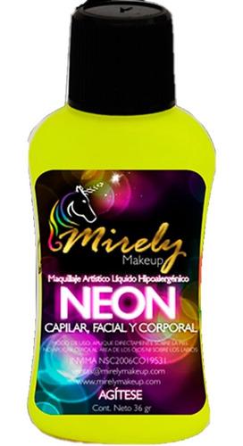 Imagen 1 de 2 de Pintucarita Maquillaje Liquido Ne - Unidad a $12000