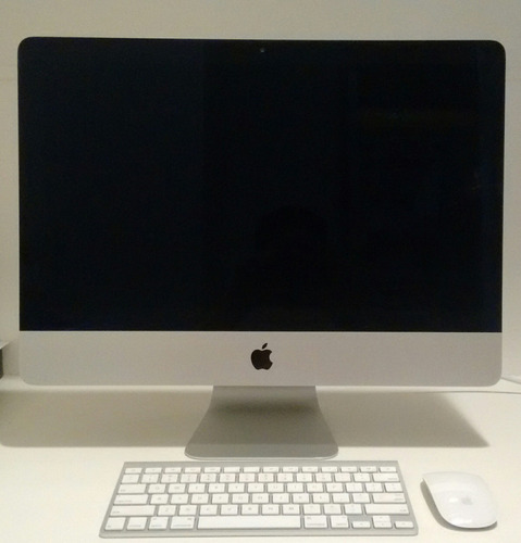 iMac 21.5 / 2012 / I7 / 16gb Ddr3 / Hd 1tb / Gforce 512mb