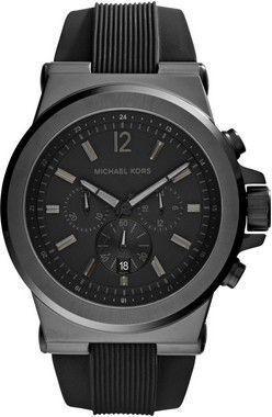 Relógio Michael Kors Masculino Mk8152 Preto