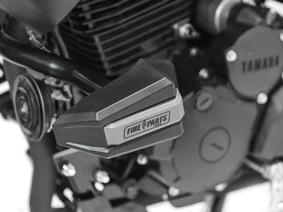 Defensa Slider Ghost Yamaha Fz25 Fire Parts