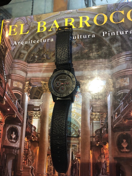 Reloj Aeropostale Negro Hombre