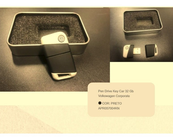 Pen Drive Car Key 32 Gb Original Vw Apr057004kn