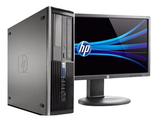 Increíble!! Pc Hp Pro6305 Amd 3a Gen + Monitor19 Incluye Iva