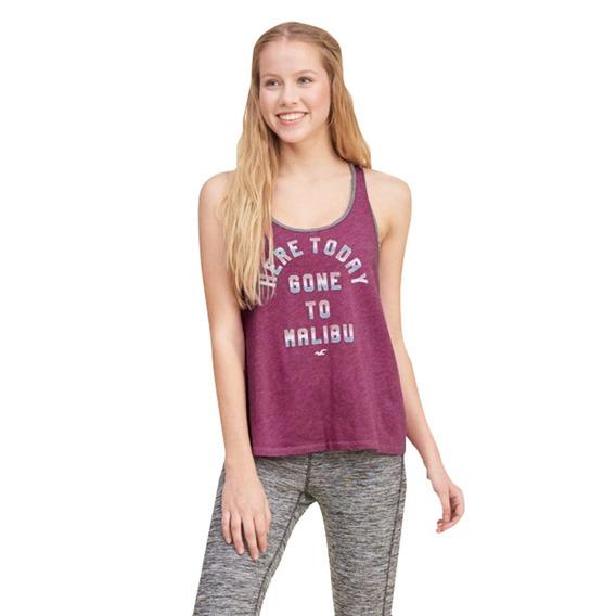 Camiseta Hollister Feminina Blusas Frio Gap Tommy Originais