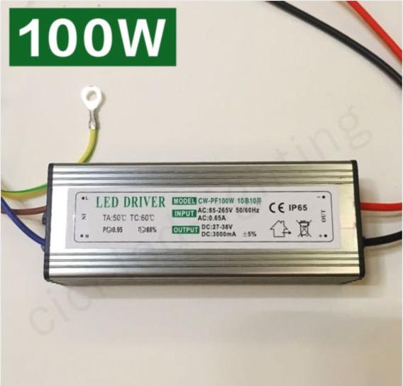1x Reatores Led 100w Prova D