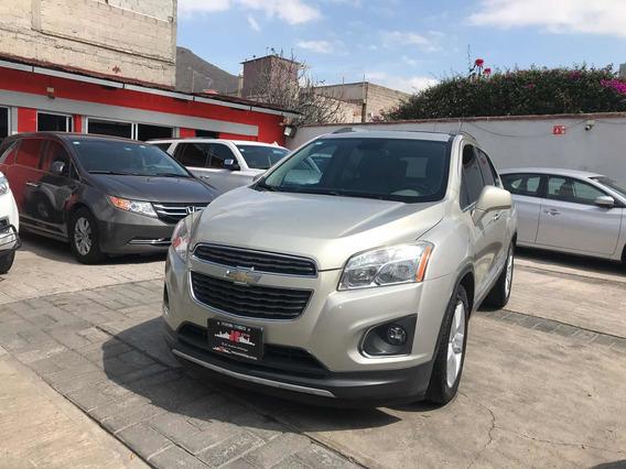 Chevrolet Trax 1.4 Ltz Turbo Mt 2014