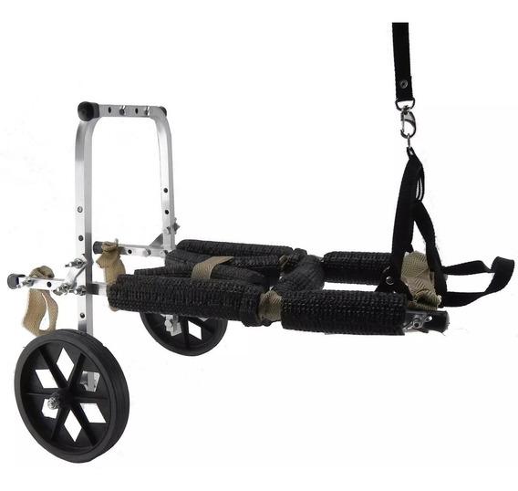 Cadeira De Rodas P/ Cão Cachorro Pequeno Porte De 3,5 A 7kg