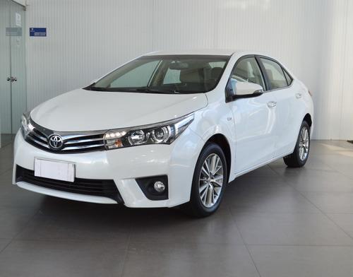 Imagen 1 de 15 de Toyota Corolla Se-g 1.8 Cvt 2016 Blanco Nafta / Lesbleus