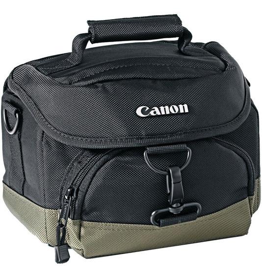Bolso Original Canon 100eg Para Cámaras Reflex