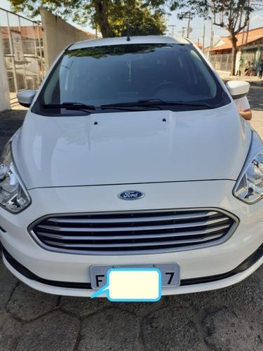 Imagem 1 de 8 de Ford Ka Sedan 1.0 Se Flex
