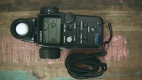 Fotômetro E Spot Meter Sekonic L-758 Cine Digitalmaster