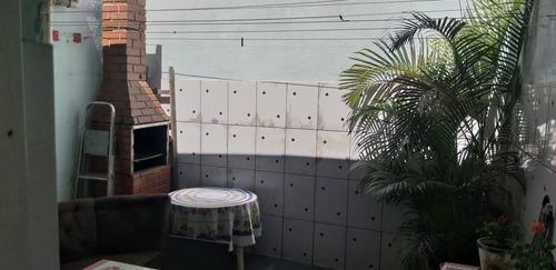 Sobrado Para Venda Em São Paulo, Parque Paulistano, 2 Dormitórios, 1 Banheiro, 2 Vagas - V251_2-1178957