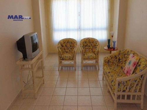 Imagem 1 de 12 de Apartamento Residencial À Venda, Barra Funda, Guarujá - . - Ap10965