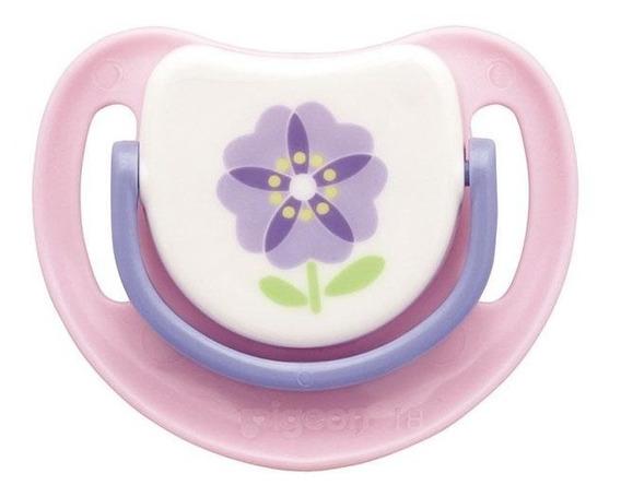 Chupón Para Desarrollo Oral Paso 2 Flor