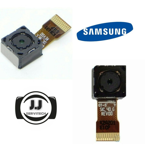 Camara Trasera Principal Samsung Galaxy S3 Mini 8190 8200