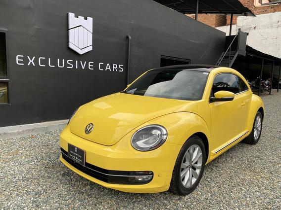 Volkswagen Beetle 2016 2500cc Automatico