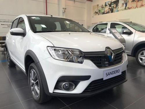 Renault Sandero 1.0 Zen 2021 0km