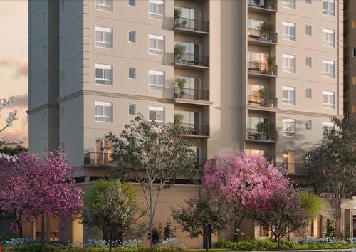 Imagem 1 de 11 de Apartamento Com 2 Dormitórios À Venda, 75 M² Por R$ 401.563,06 - Parque Boa Esperança - Indaiatuba/sp - Ap0005