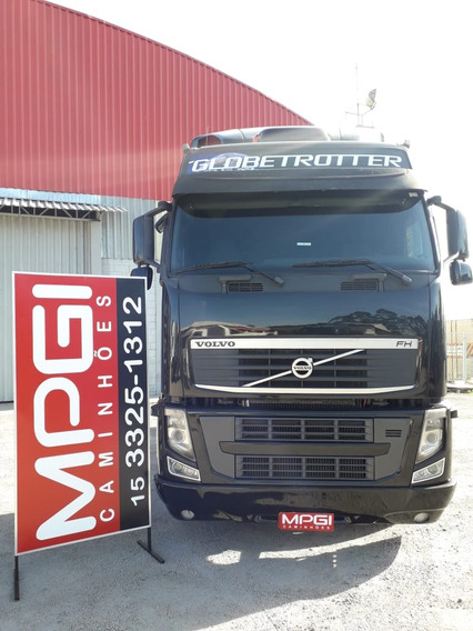 Volvo Fh12 440 6x2 2011 Globetrotter ! R$220.000
