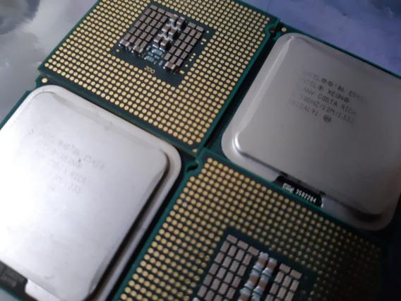 Kit C/2pçs Processadores Tetracore Intel Xeon E5420 S/cooler