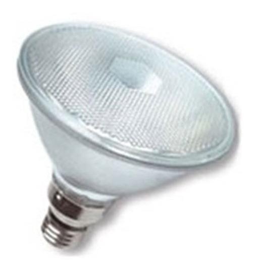 Kit 5 Lamp Led Par38 18w Branca 6500k Biv Flc Vidro