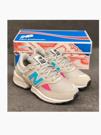 Tênis adidas New Balance 574 Feminino