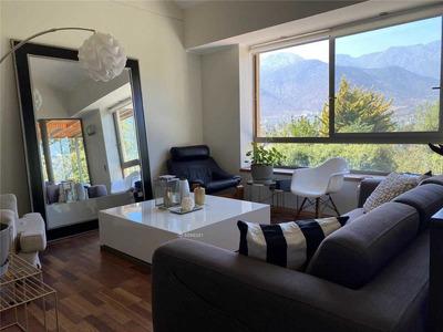 Maravillosa Casa Mirador Los Dominicos En Condominio Lista Para Vivir!