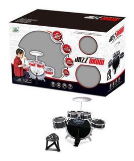Juego De Batería Para Niños Jazz Drum Rock Para 3 Años