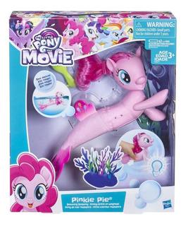 Pinkie Pie Nadadora Pony Sirena C0677 My Little Pony Hasbro