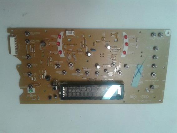 Placa Frontal Display Sistem Sony Genezi Mhc-rg475s