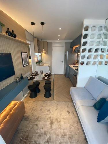 Apartamento Com 1 Dormitório Giovanni Gronchi