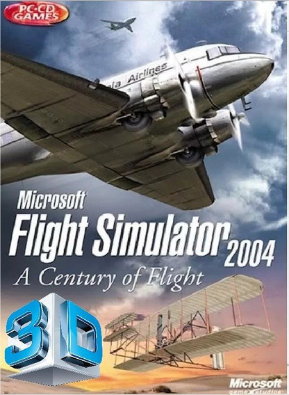 Flight Simulator Completo Em 3d