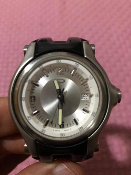 Relógio Oakley Holeshot Original - Estado Novo - Faço $600