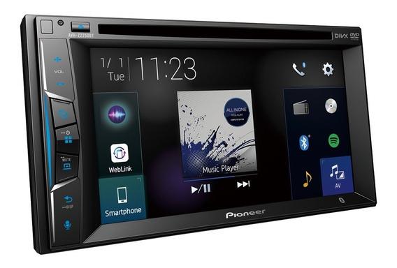 Estereo Pantalla Pioneer Avh-z2250bt Carplay Waze Spotify