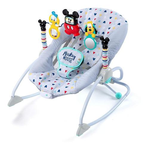 Silla Mecedora Bebe Vibradora Musical Disney + Envio Hoy
