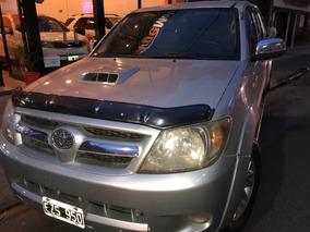 Toyota Hilux 3.0 Srv Full Td Interculer 2/dvd Nva Argemotors