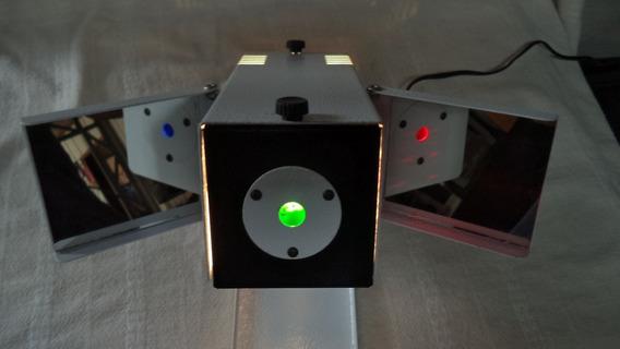 Projetor Colorido Óptico Física Multicolor Didático