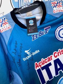 Goianésia Goiás Autografada Wendel Lira, Gol + Bonito Fifa