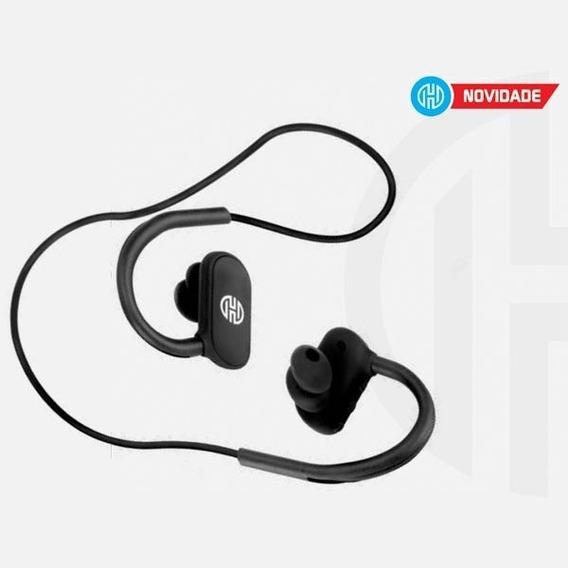 Fone De Ouvido Sem Fio Bluetooth Sport Hoopson F047