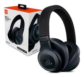 Fone De Ouvido Bluetooth Jbl E65 Com Noise Cancelling Preto