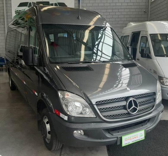 Mercedes-benz Sprinter 2.2 515 Cdi Van 18 Lugares Teto Alto