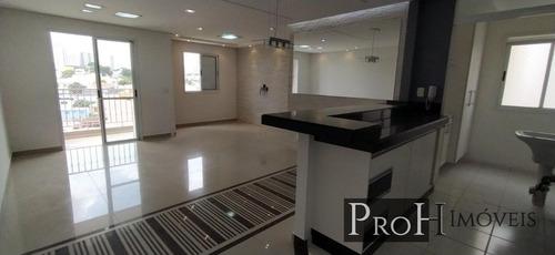 Imagem 1 de 15 de Apartamento Para Venda Em Santo André, Vila Helena, 2 Dormitórios, 1 Suíte, 2 Banheiros, 2 Vagas - Convidhod