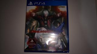 Devil May Cry 4 Special Edition Para Ps4 Formato Físico