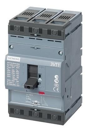 Interruptor 3vt3 Siemens 128-160amp 3vt1712-2dc36-0aa0